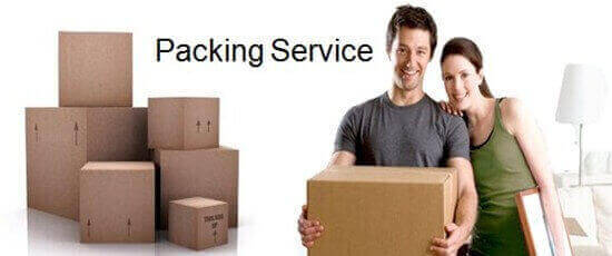 Packing and Storage Services