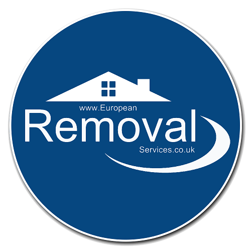 European Removals Logo