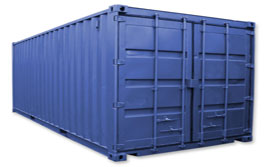 Container Shipping Removal Services