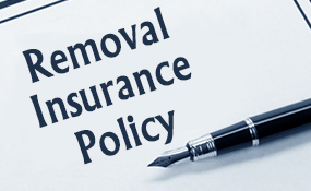 Removal Insurance Policy