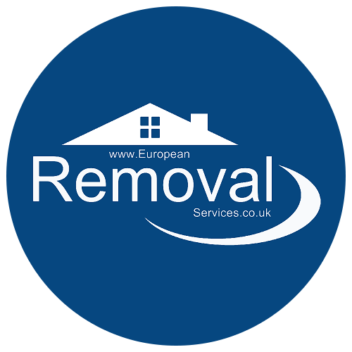 European Removals Logo
